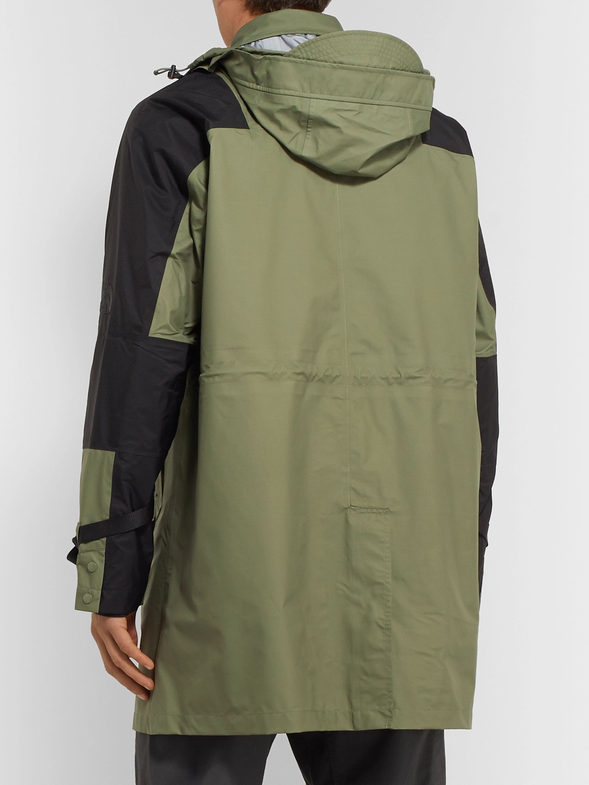 The North Face Black Series KK Panelled Shell Hooded Jacket