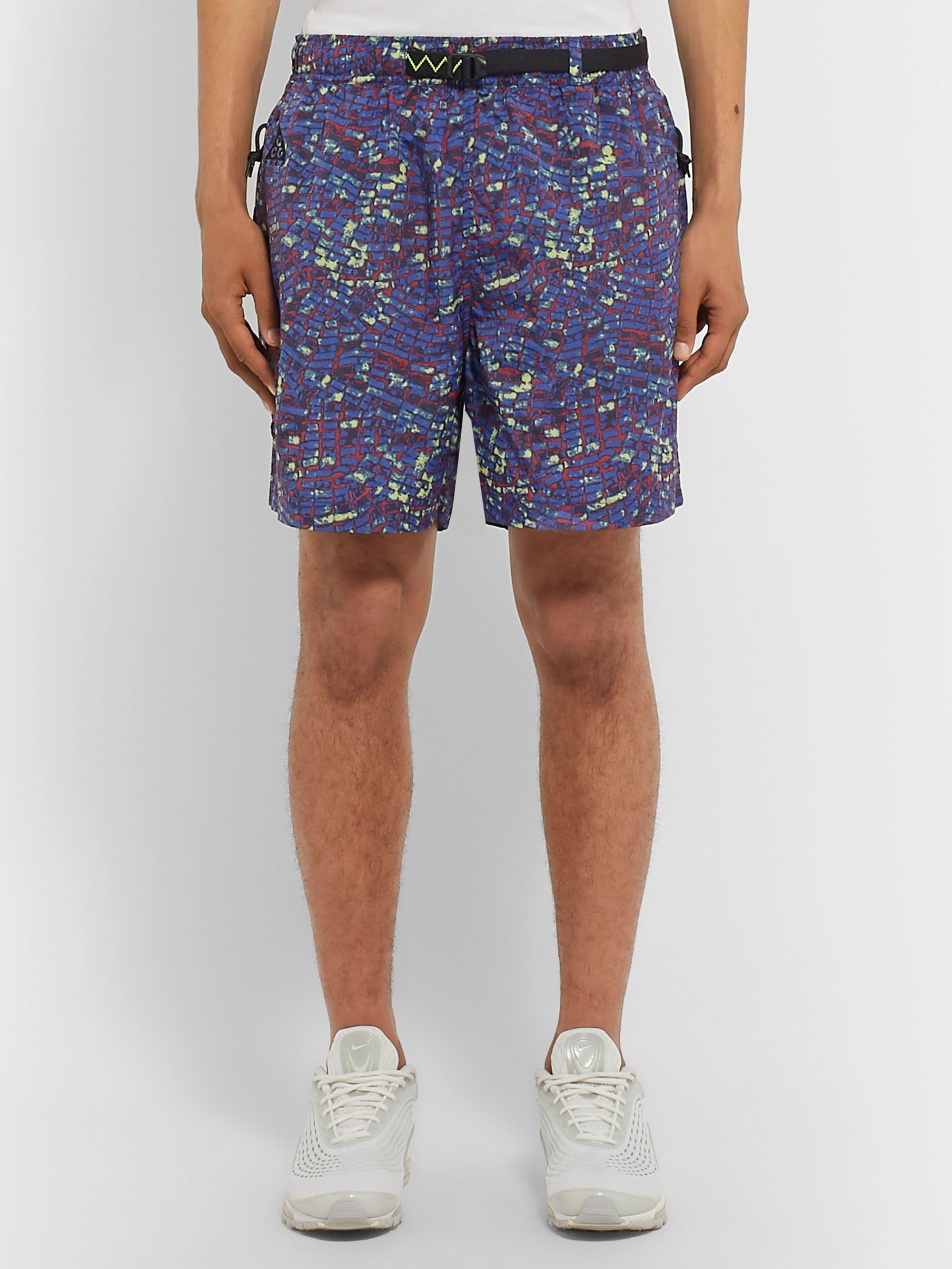 Nike ACG Printed Shell Shorts