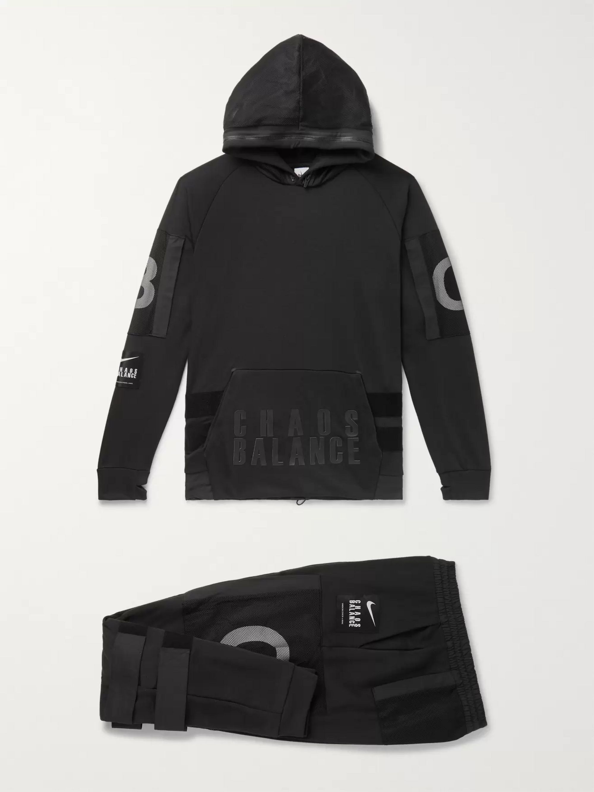 + Undercover NRG Tech Jersey Tracksuit