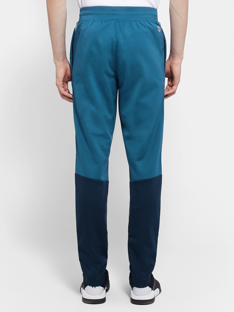 Under Armour Recovery Tapered Celliant Tech-Jersey Track Pants
