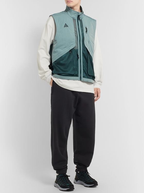 Nike ACG Shell and Mesh Gilet