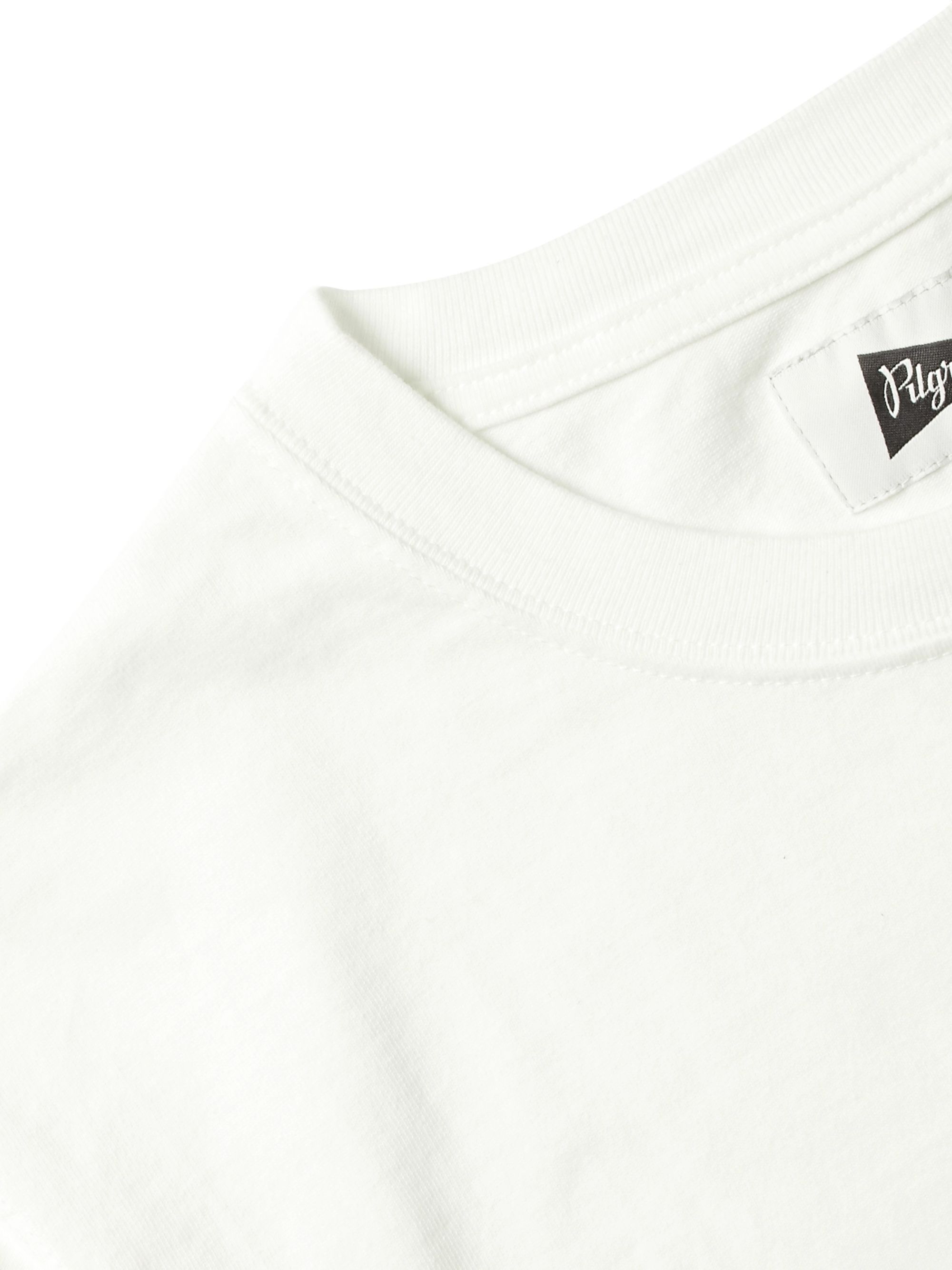 Pilgrim Surf + Supply Logo-Embroidered Cotton-Jersey T-Shirt