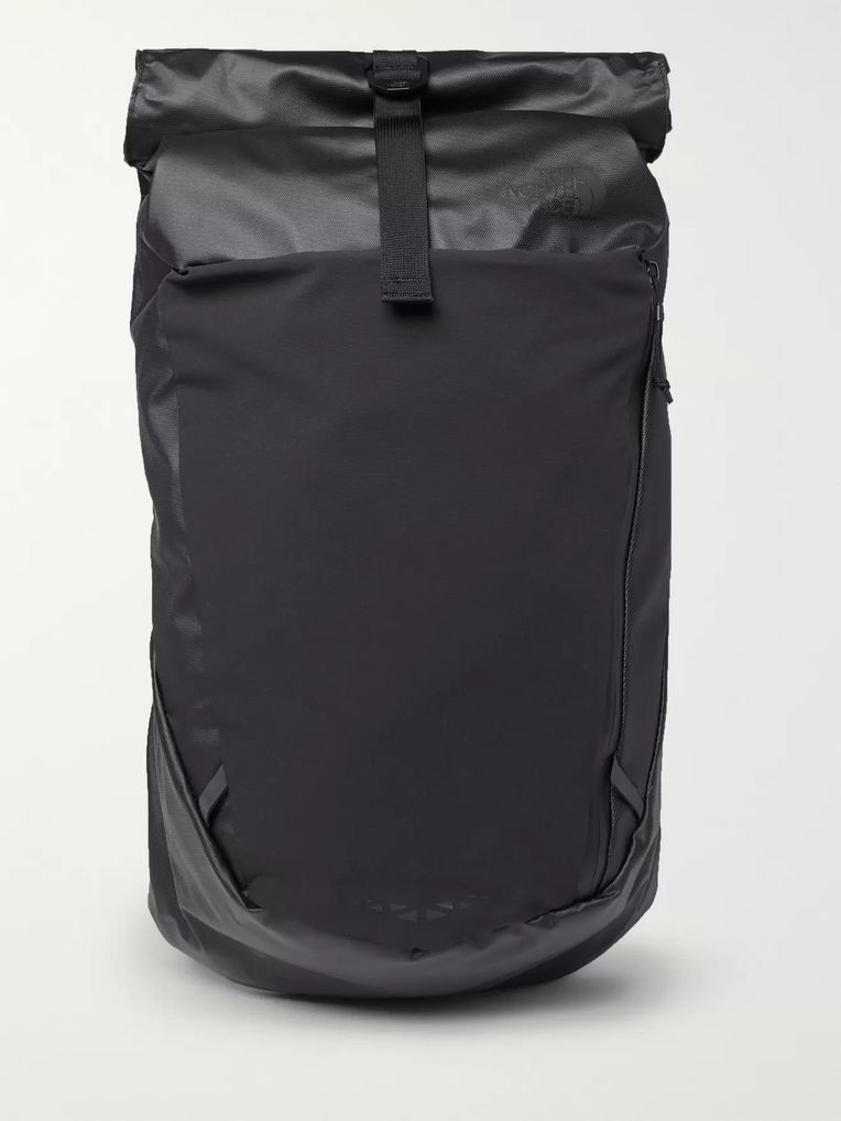 The North Face Peckham Canvas and Mesh Backback
