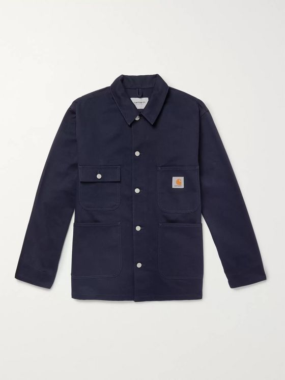 Carhartt WIP OG Classic Chore Cotton-Canvas Jacket