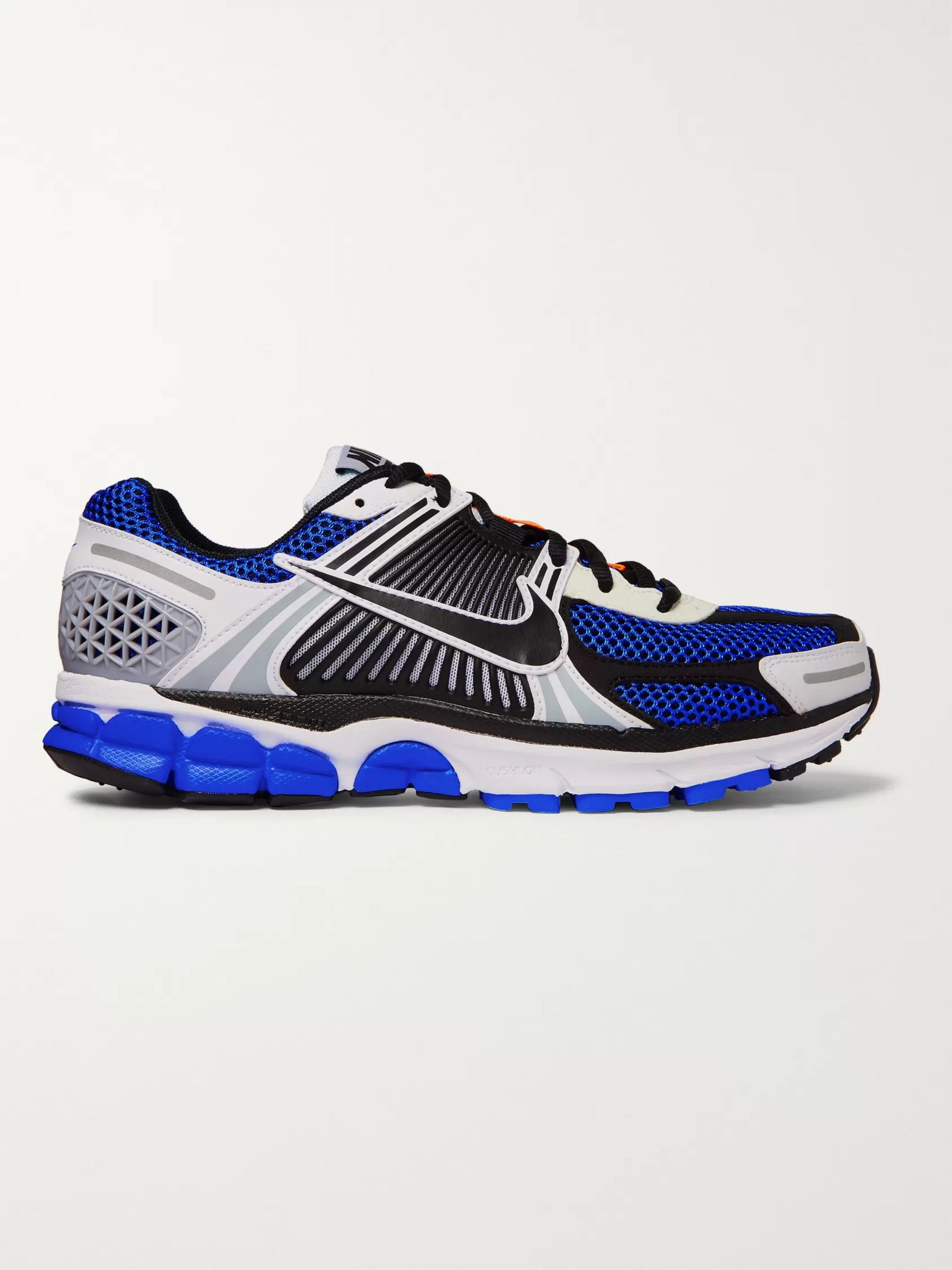 Nike Zoom Vomero 5 SE SP Leather and Rubber-Trimmed Mesh Sneakers