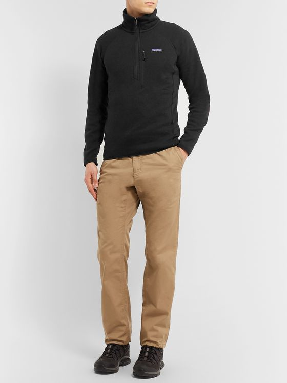 Patagonia Slim-Fit Performance Better Fleece Half-Zip Sweater