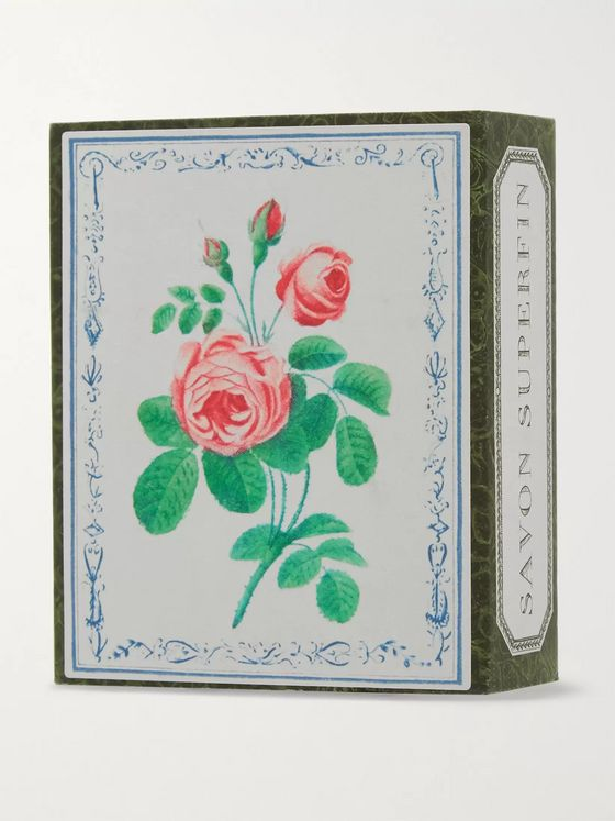 Buly 1803 Superfin Damask Rose Soap, 150g