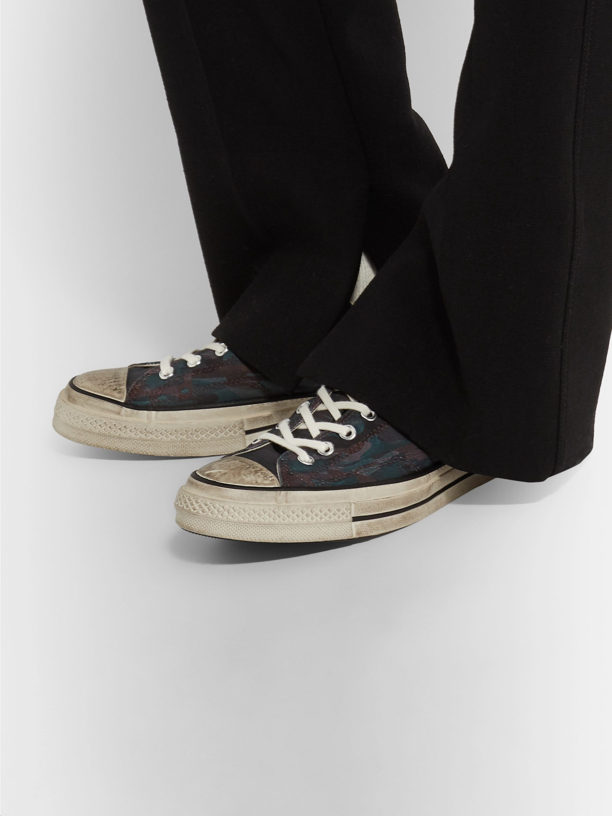 Converse + Undercover Chuck 70 Canvas Sneakers