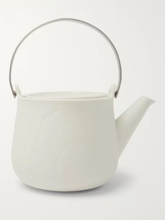 Toast Living MU Porcelain Teapot, 650ml