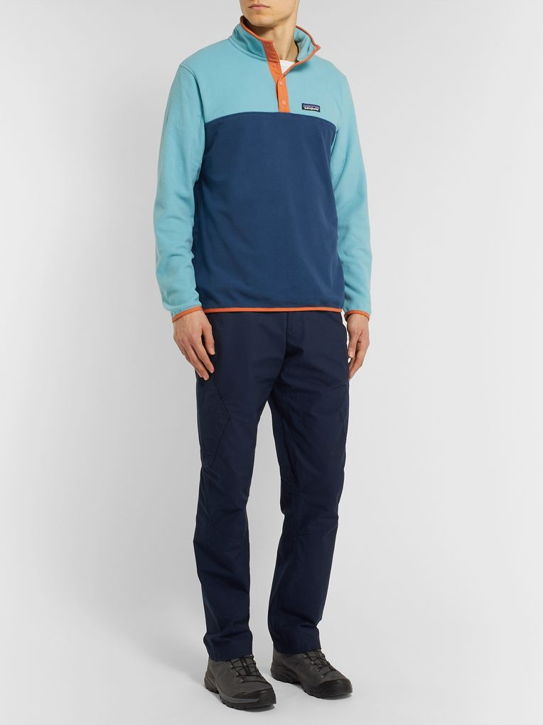 Patagonia Micro D Snap-T Fleece Sweatshirt