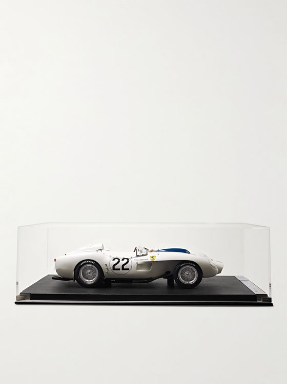 Amalgam Collection Limited Edition Ferrari 250 TR (1958) LeMans Lucy Belle 2 1:8 Model Car