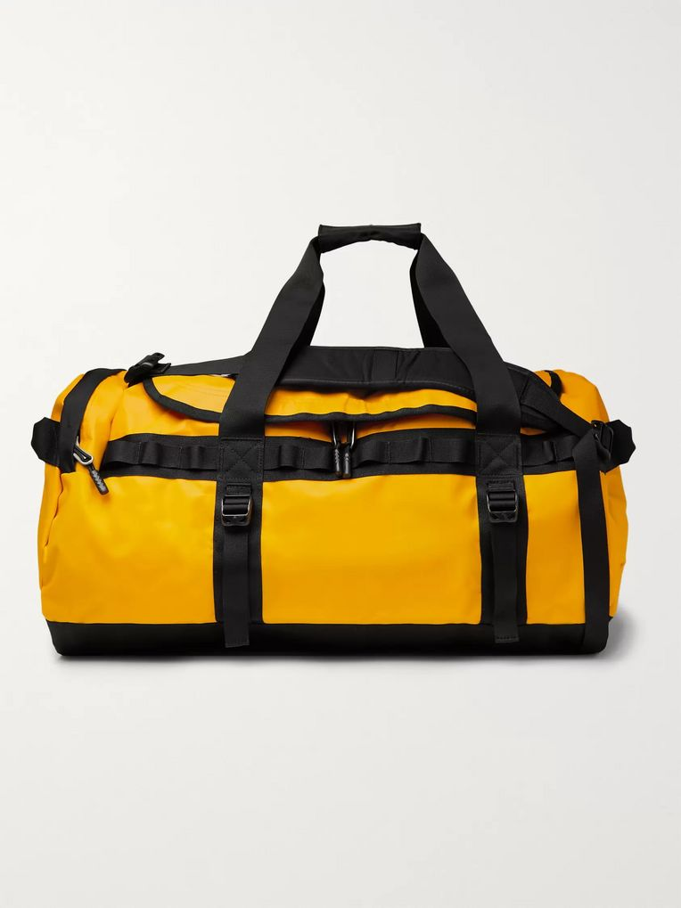 The North Face Base Camp Medium Coated-Canvas Duffle Bag