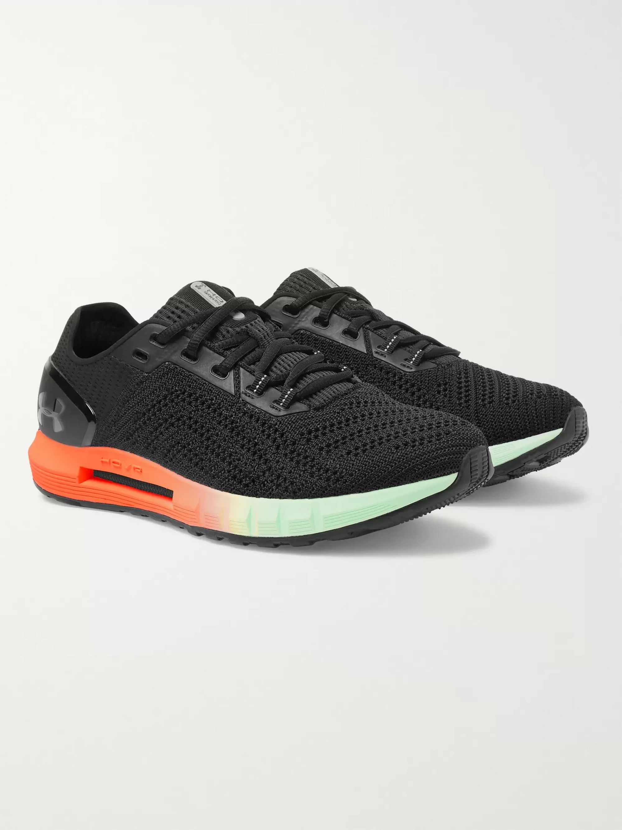 Under Armour HOVR Sonic 2 Stretch-Knit Running Sneakers