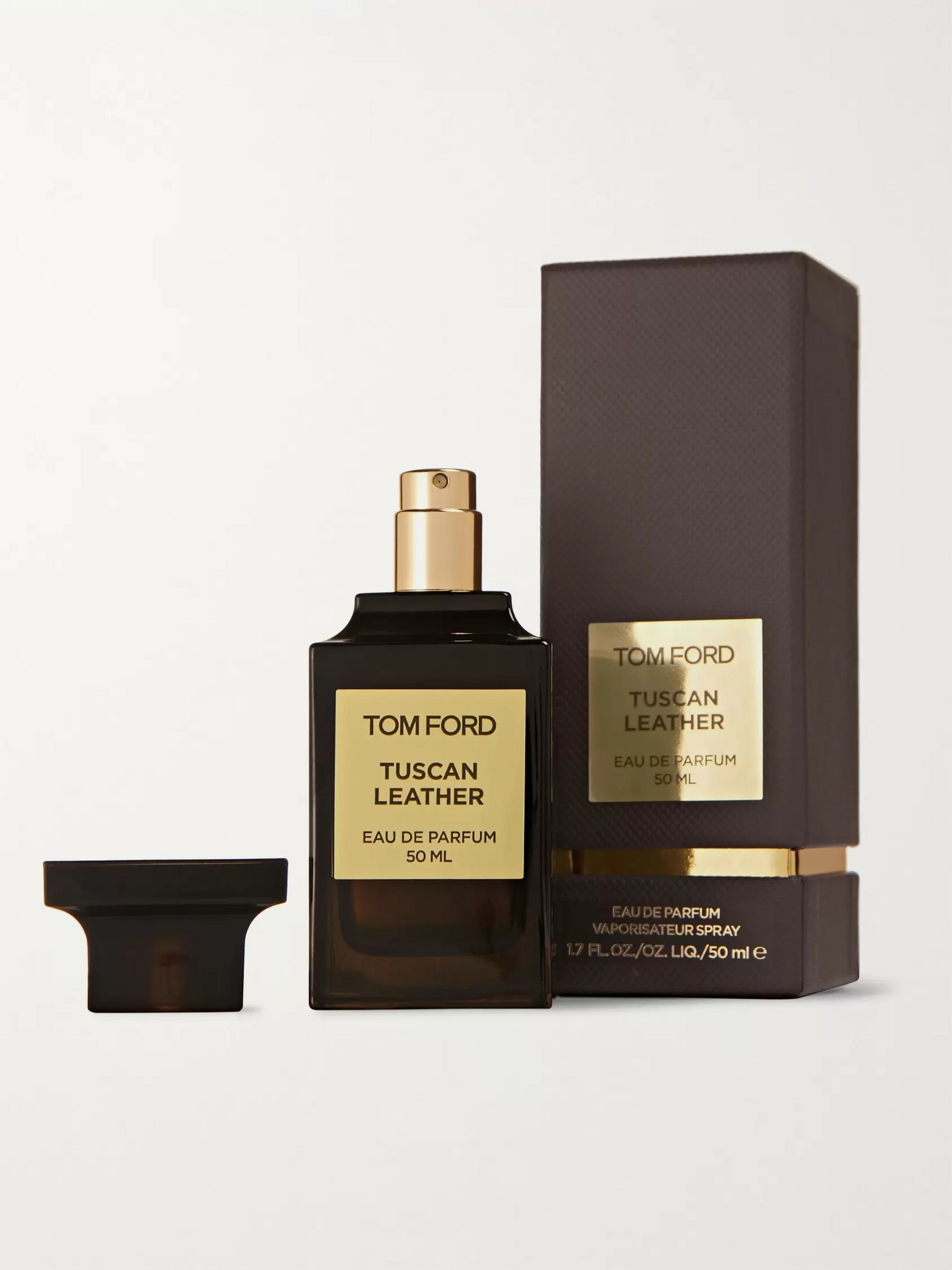 TOM FORD BEAUTY Private Blend Tuscan Leather Eau De Parfum, 50ml