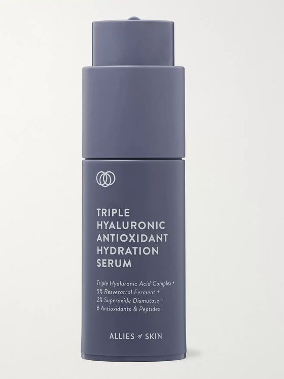 Allies of Skin Triple Hyaluronic Antioxidant Hydration Serum, 30ml