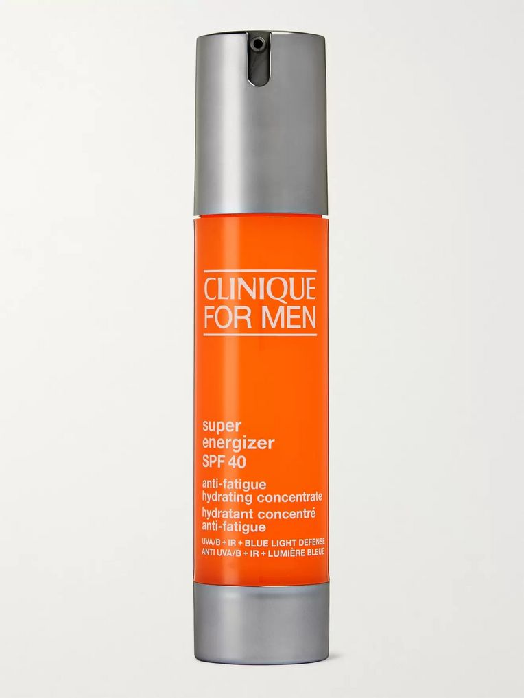 Clinique For Men Super Energizer™ SPF40 Anti-Fatigue Hydrating Concentrate, 48ml