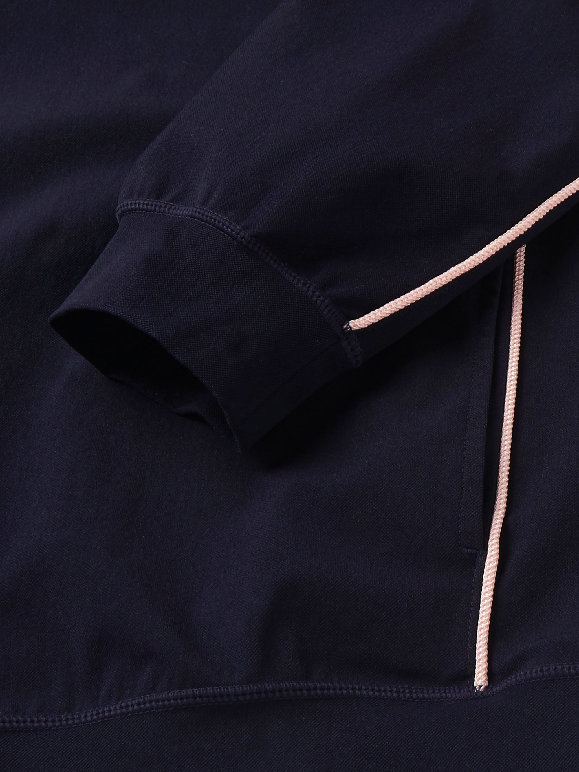 nonnative Cyclist Piped Tech-Jersey Track Jacket