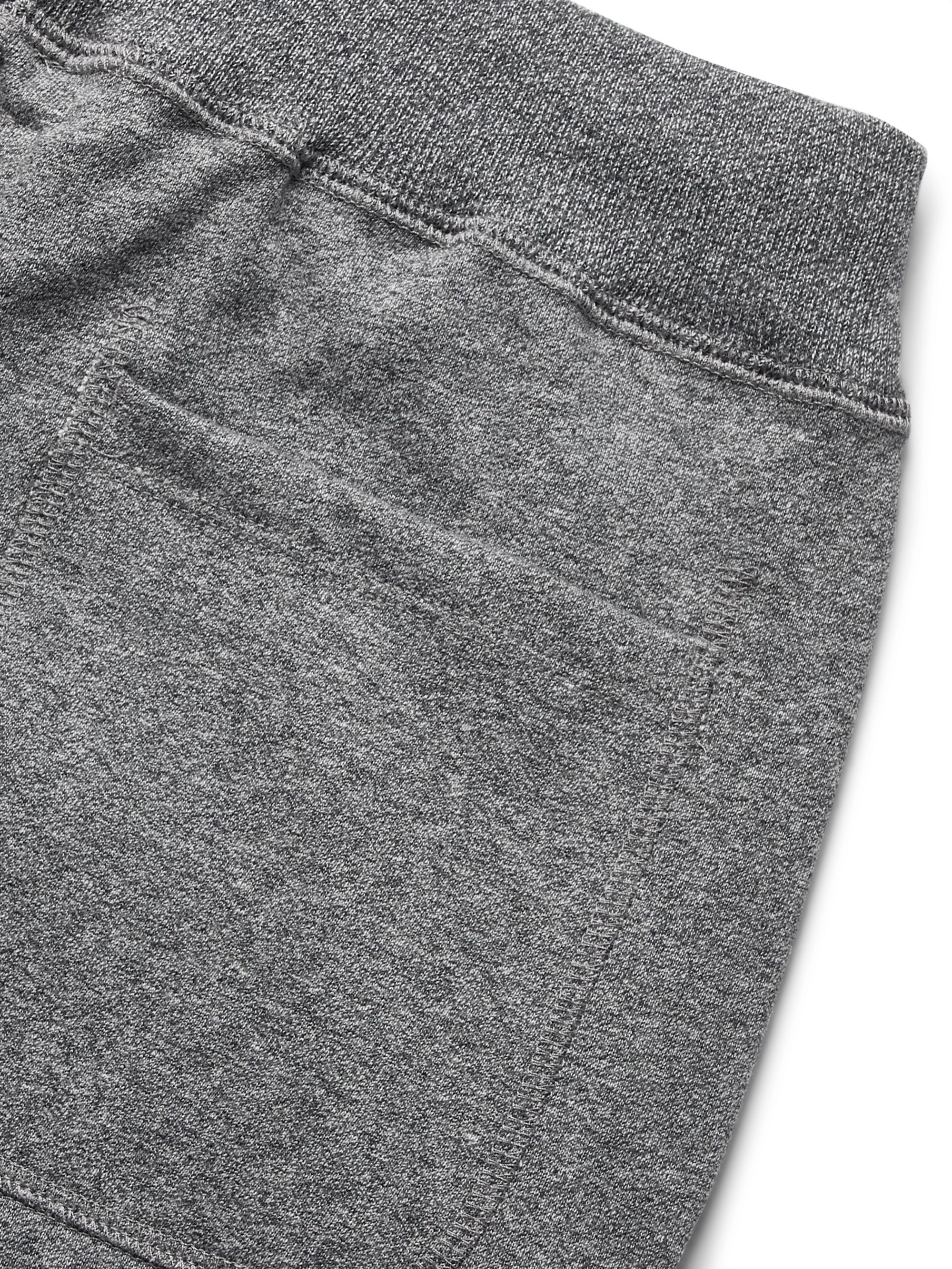 Todd Snyder + Champion Tapered Loopback Cotton-Jersey Sweatpants