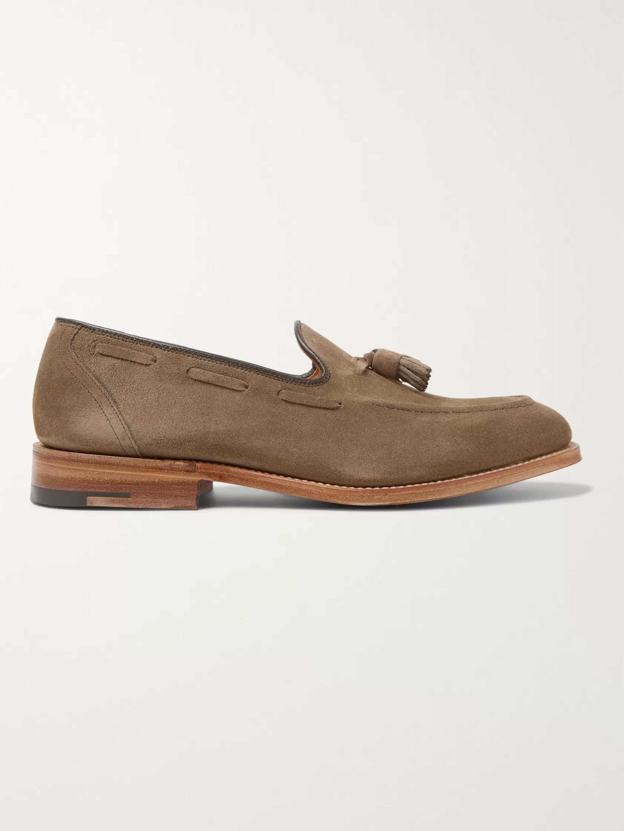 Church's Kingsley 2 Suede Tasselled Loafers