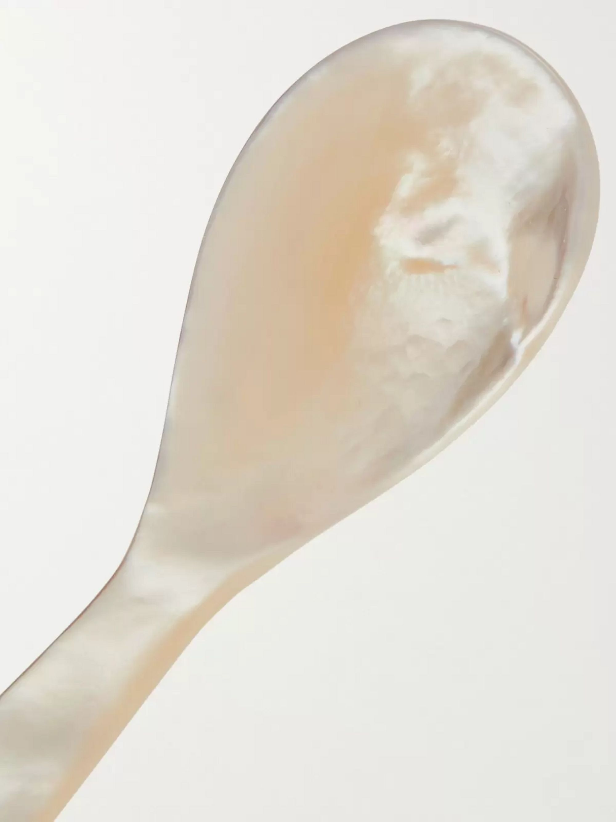 Lorenzi Milano Mother-of-Pearl Caviar Spoon