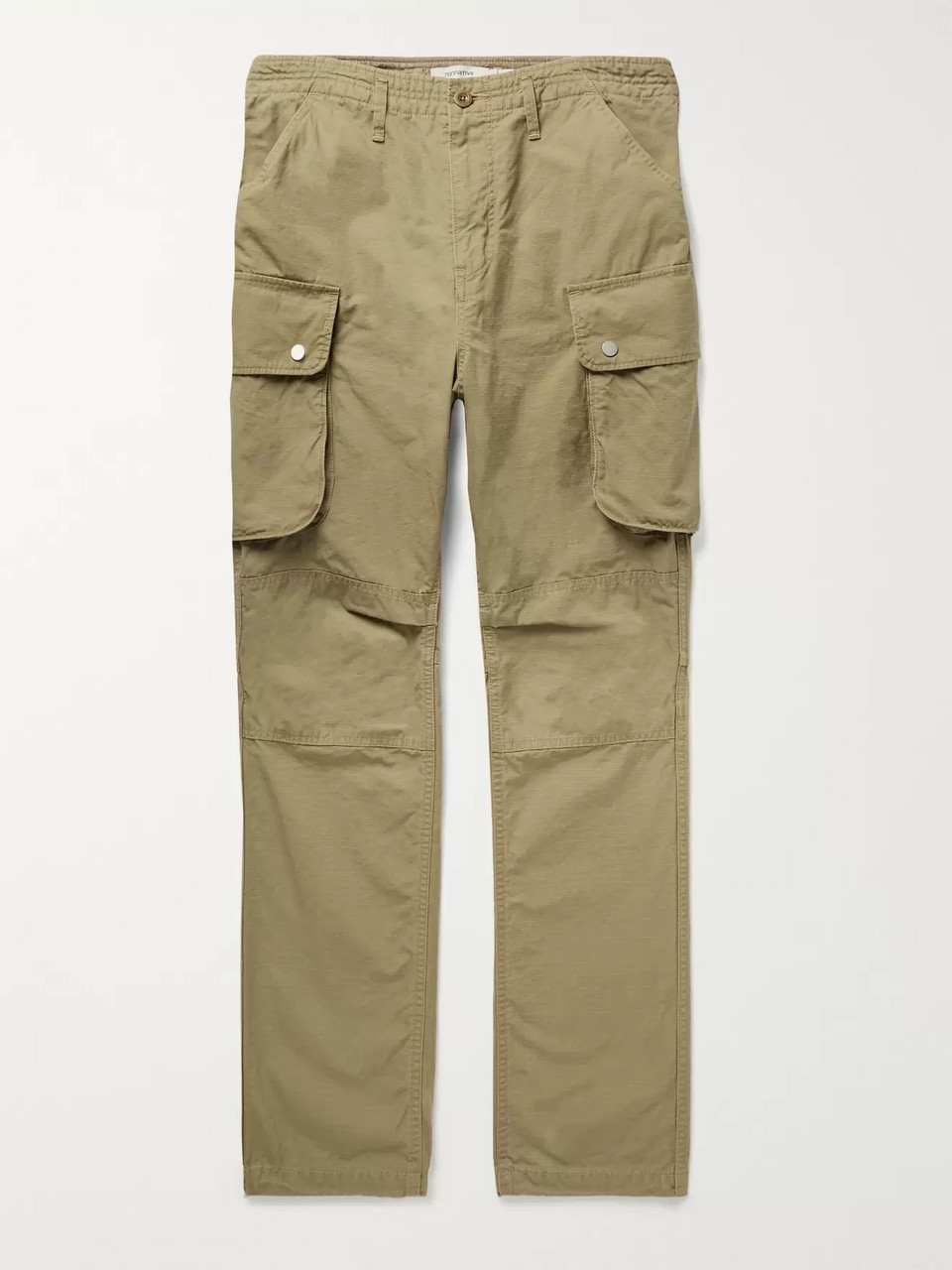 nonnative Commander Tapered Cotton-Ripstop Cargo Trousers