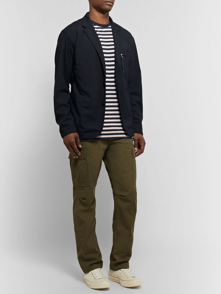 nonnative Scientist Wool-Blend Ripstop Jacket