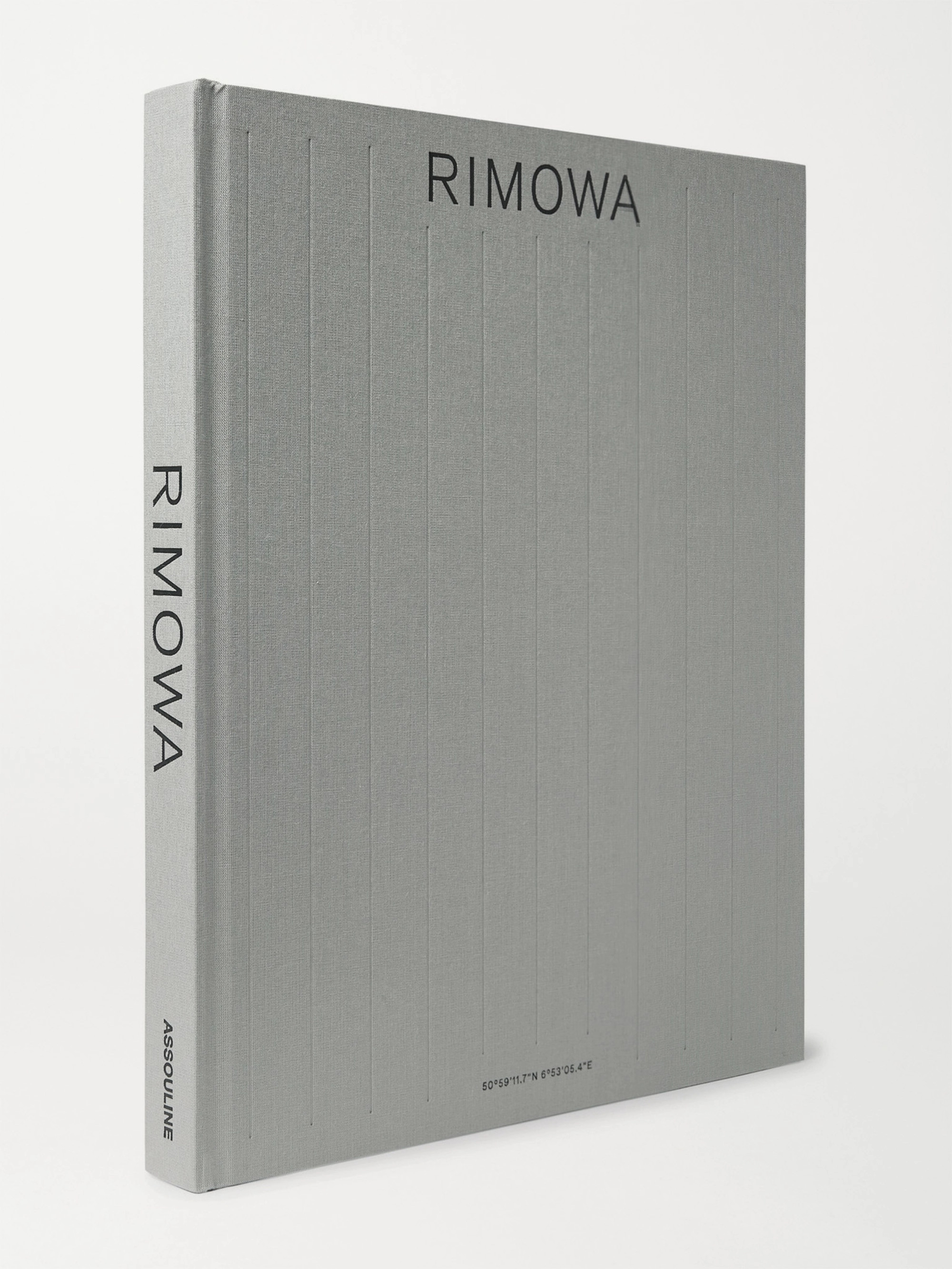 Assouline RIMOWA Hardcover Book