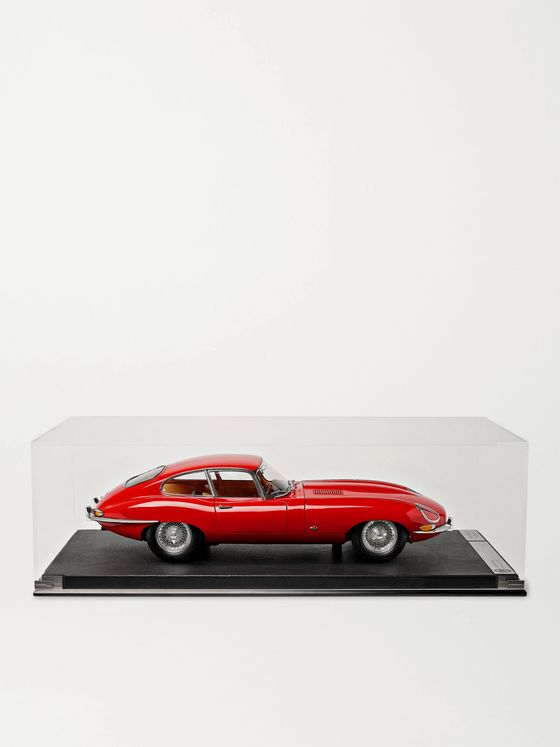 Amalgam Collection Limited Edition Jaguar E-Type Series 1 1:8 Model Car