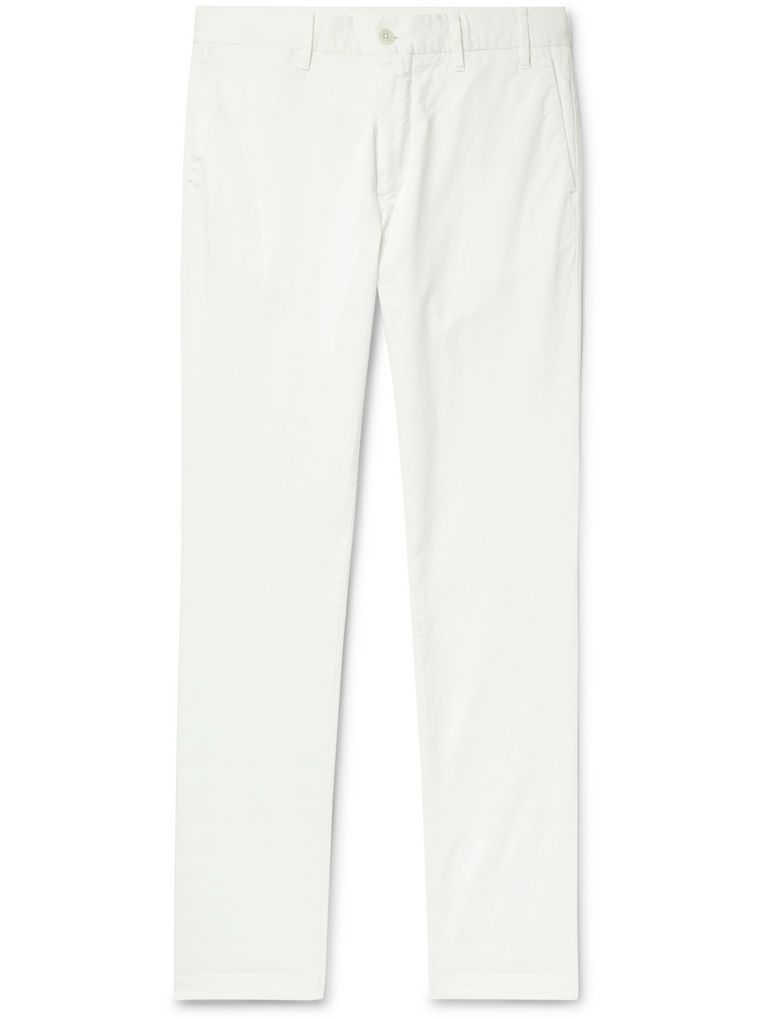 Norse Projects Aros Slim-Fit Stretch-Cotton Twill Chinos