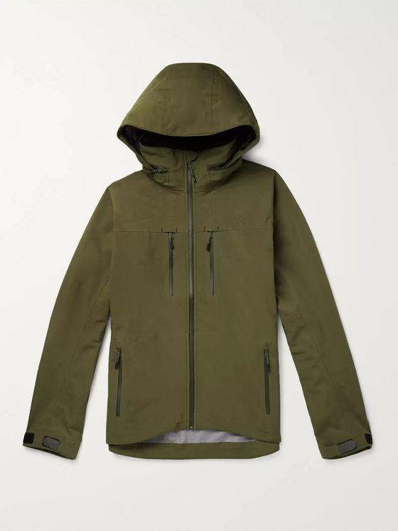Filson Neonshell Reliance Hooded Jacket