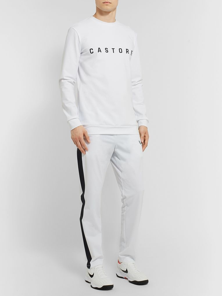 CASTORE + Andy Murray Slim-Fit Stretch Tech-Jersey Tennis Trousers