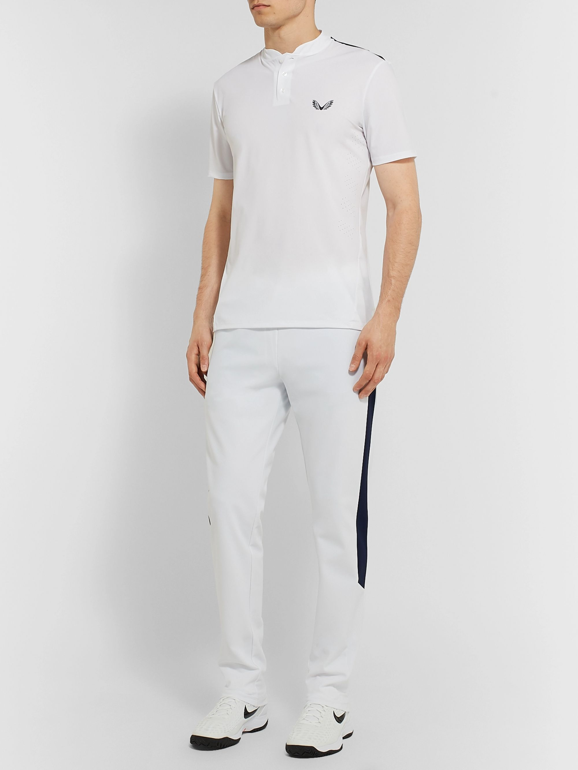 CASTORE + Andy Murray Paulson Stretch Tech-Jersey Tennis Trousers