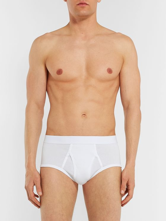 Handvaerk Pima Cotton-Jersey Briefs