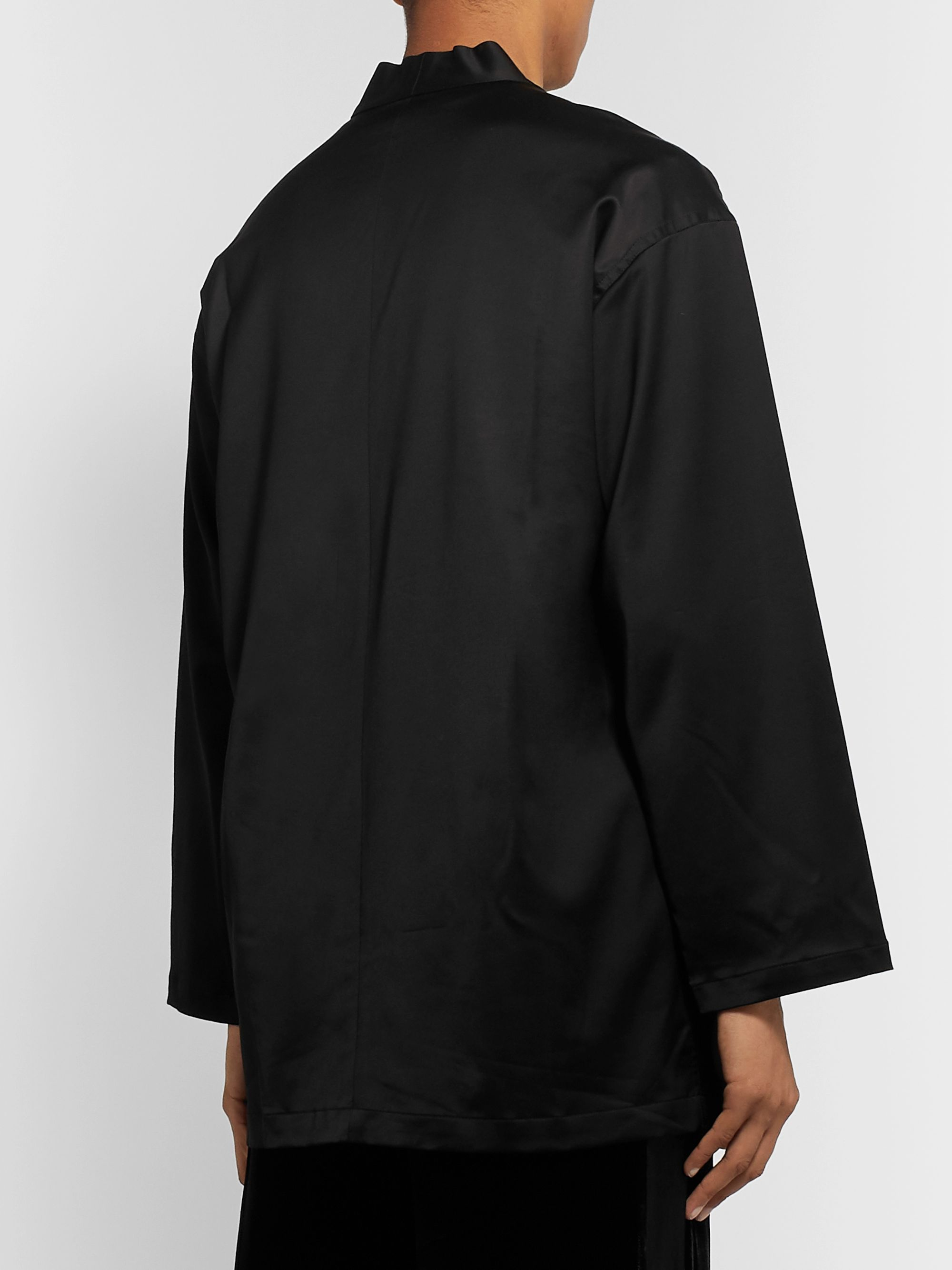 Sasquatchfabrix. Satin Jacket
