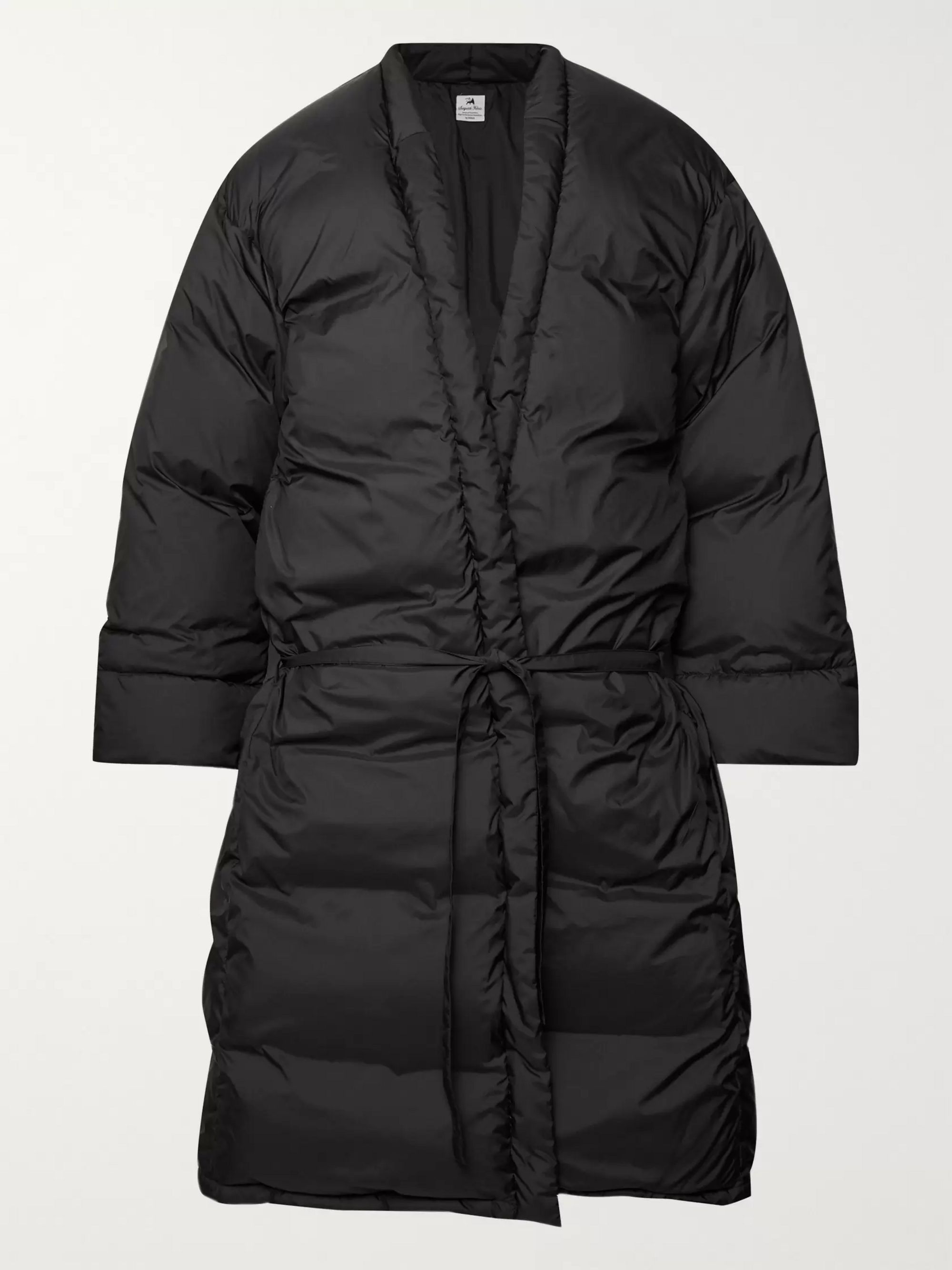 Quilted Shell Down Coat by Sasquatchfabrix.