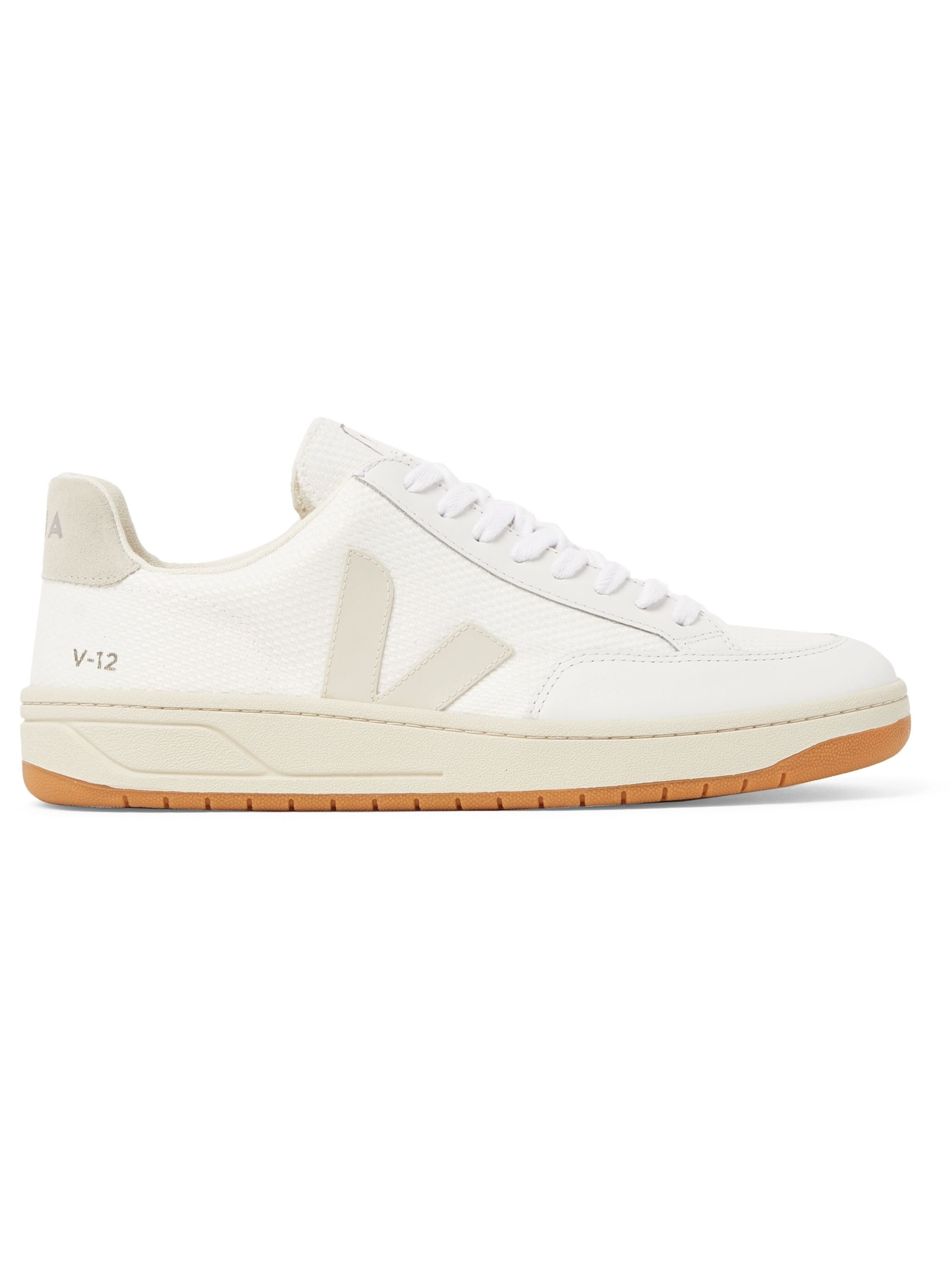Sneakers V 12 Leather