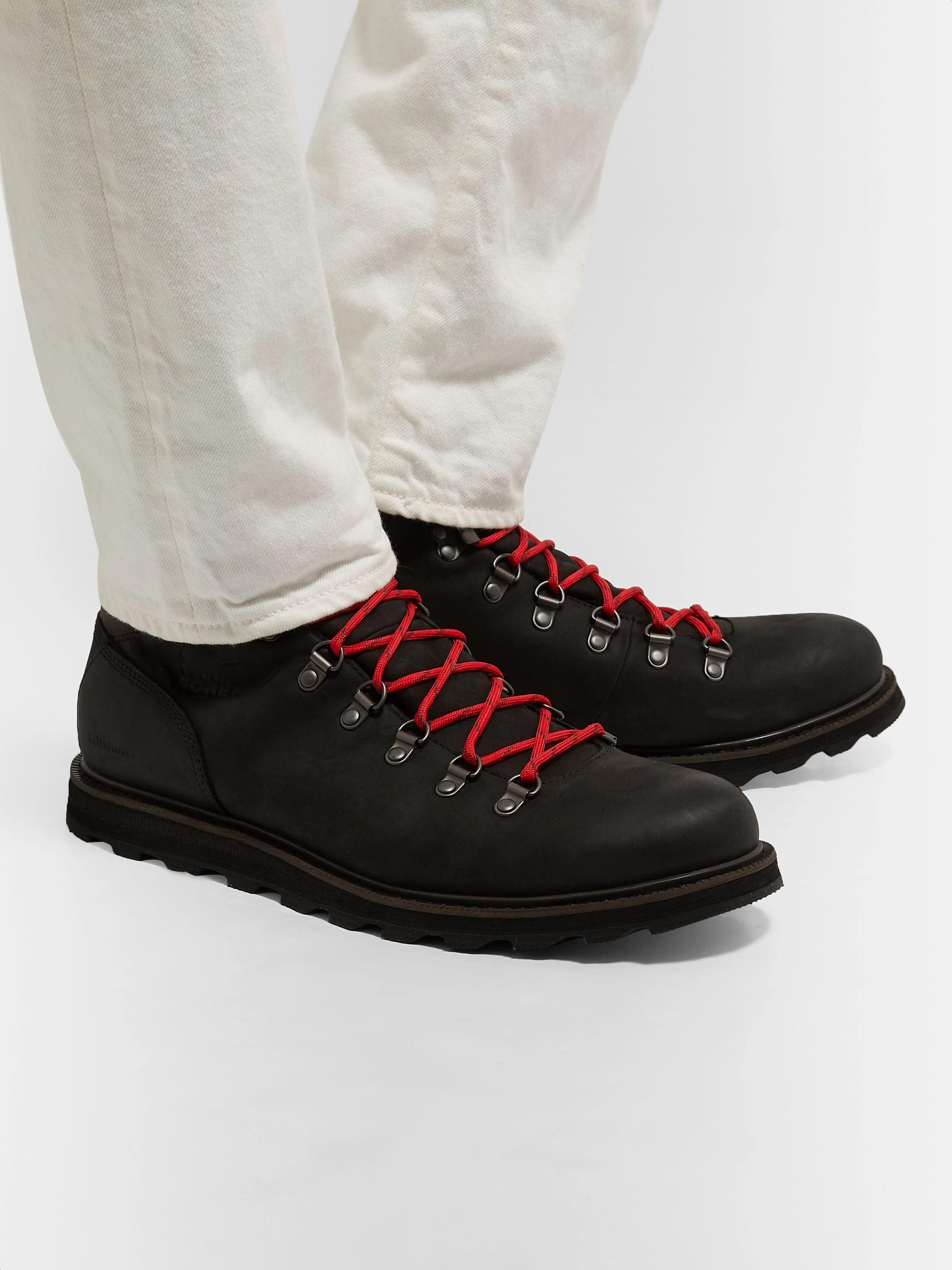 b2165ccc369 Madson Hiker Waterproof Nubuck Boots