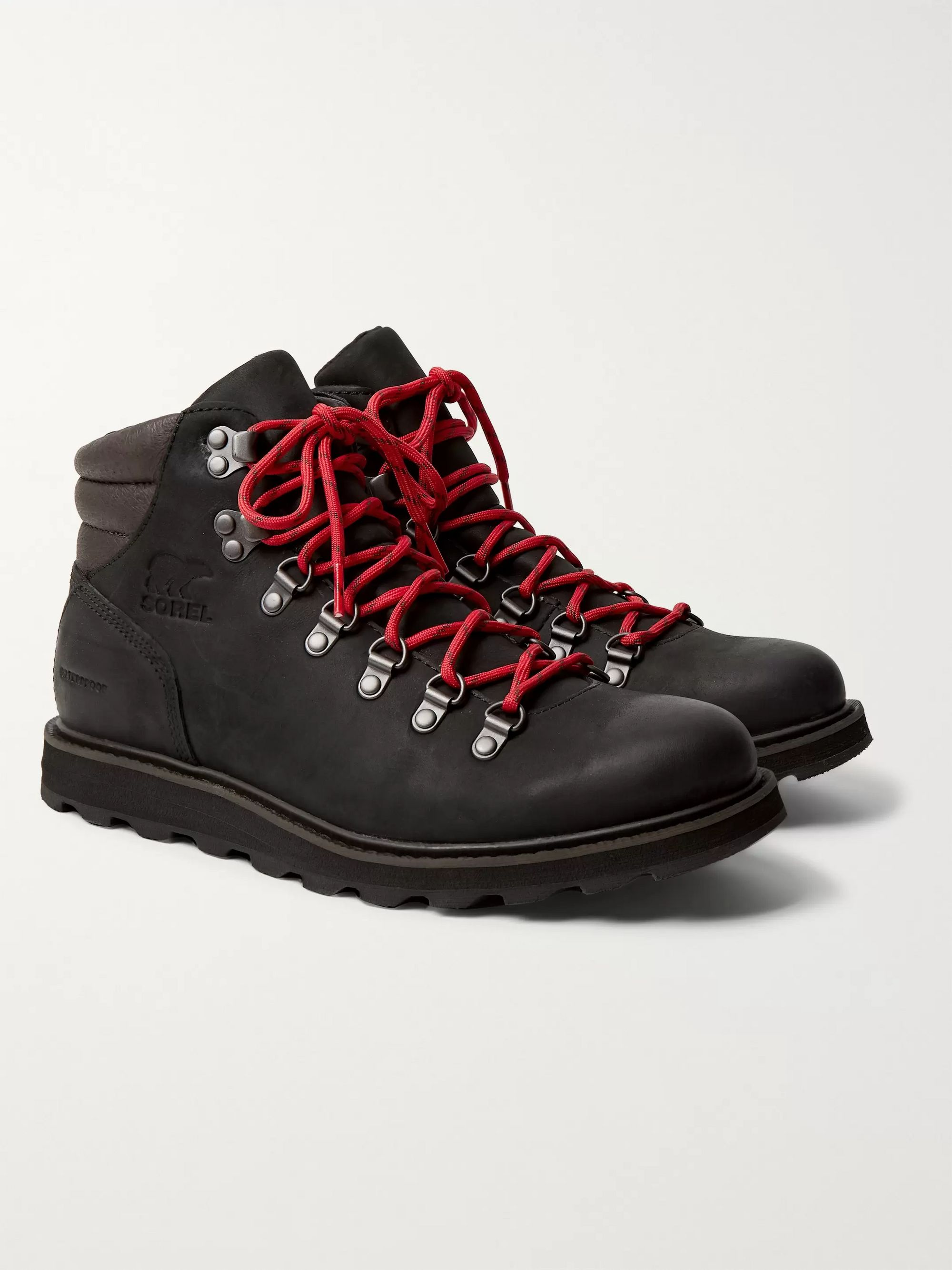 Madson Hiker Waterproof Nubuck Boots by Sorel