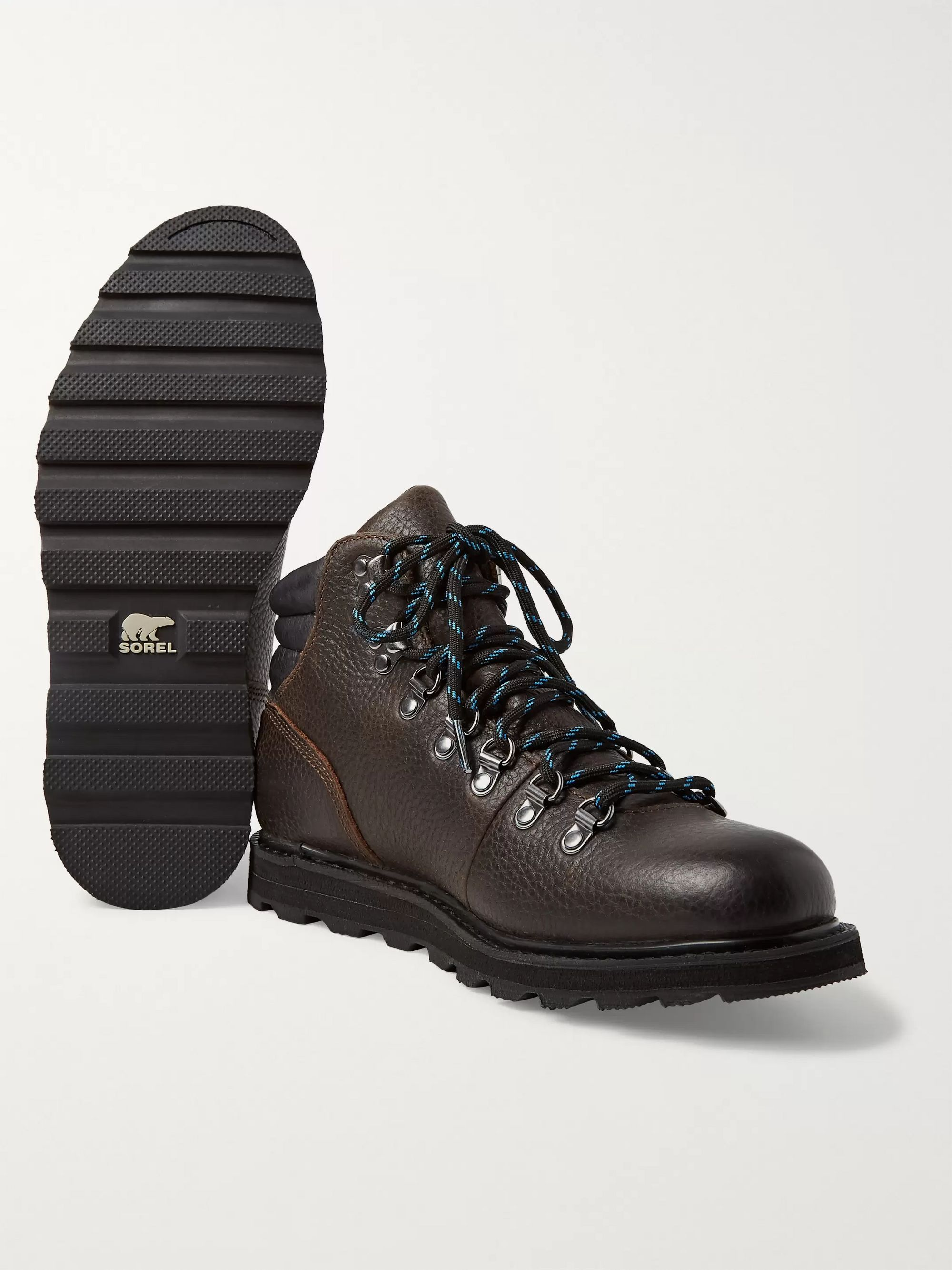 Sorel Madison Hiker Waterproof Full-Grain Leather Boots