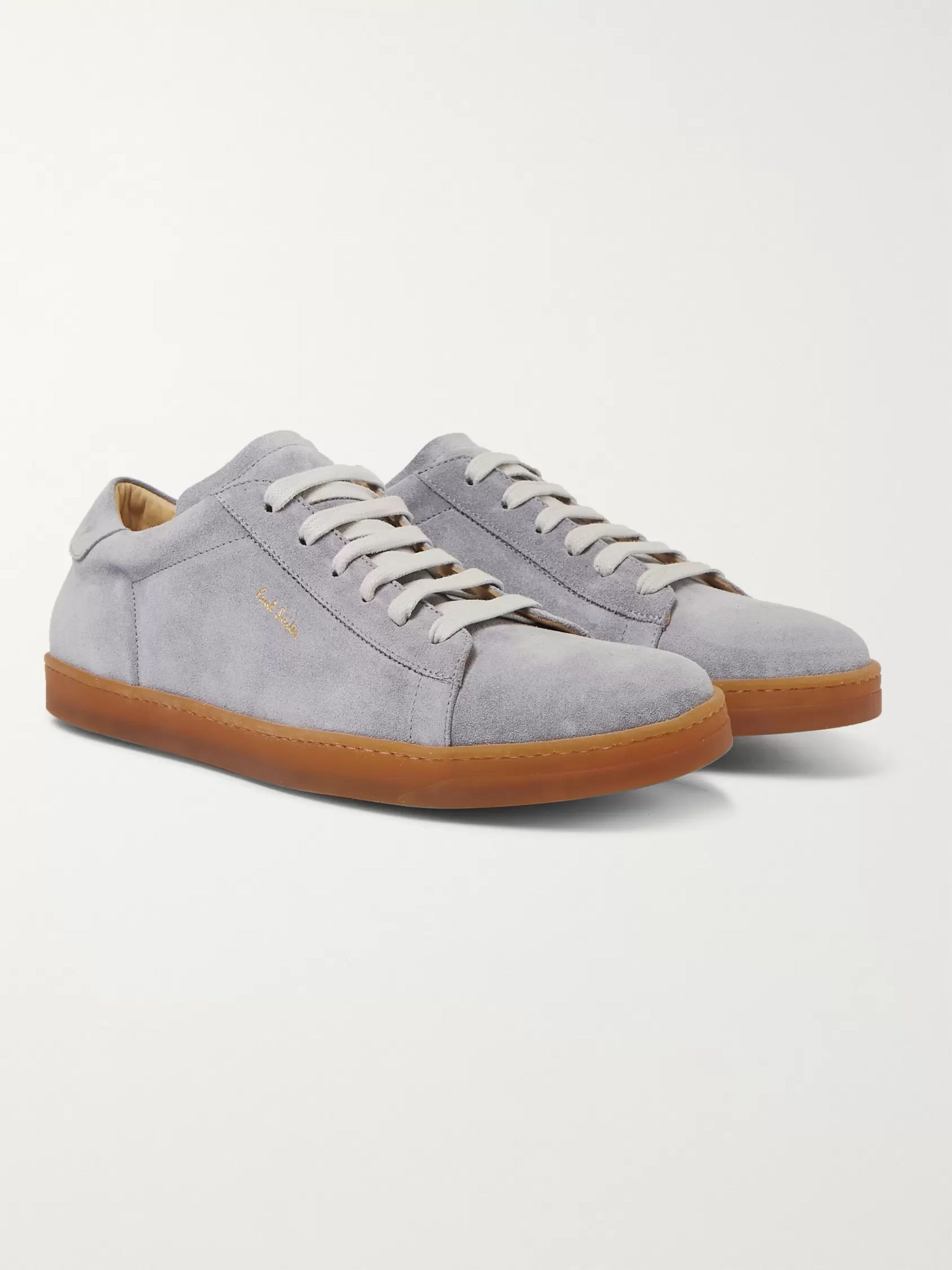 compare price latest trends of 2019 wholesale Huxley Suede Sneakers