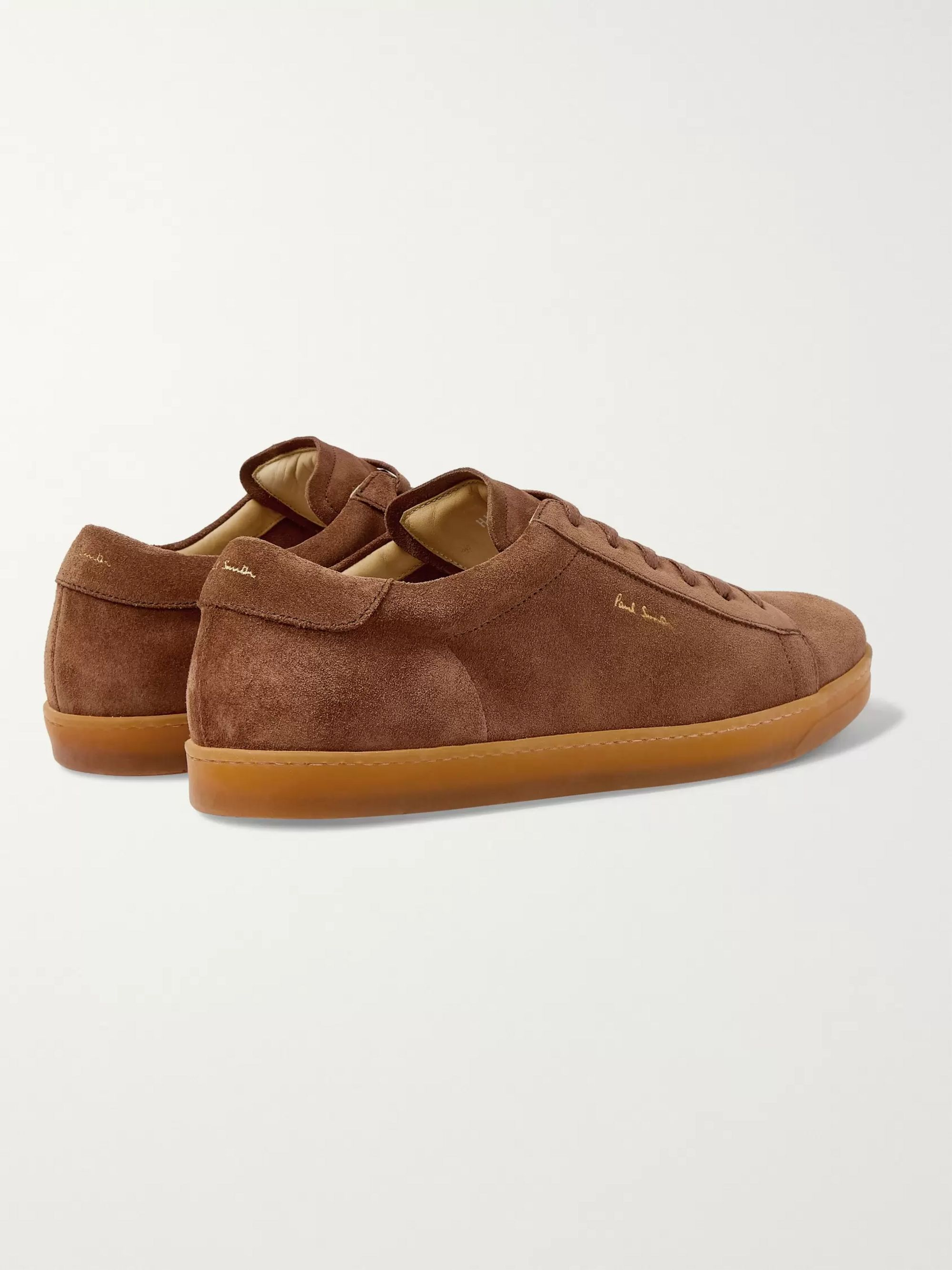 Paul Smith Huxley Suede Sneakers