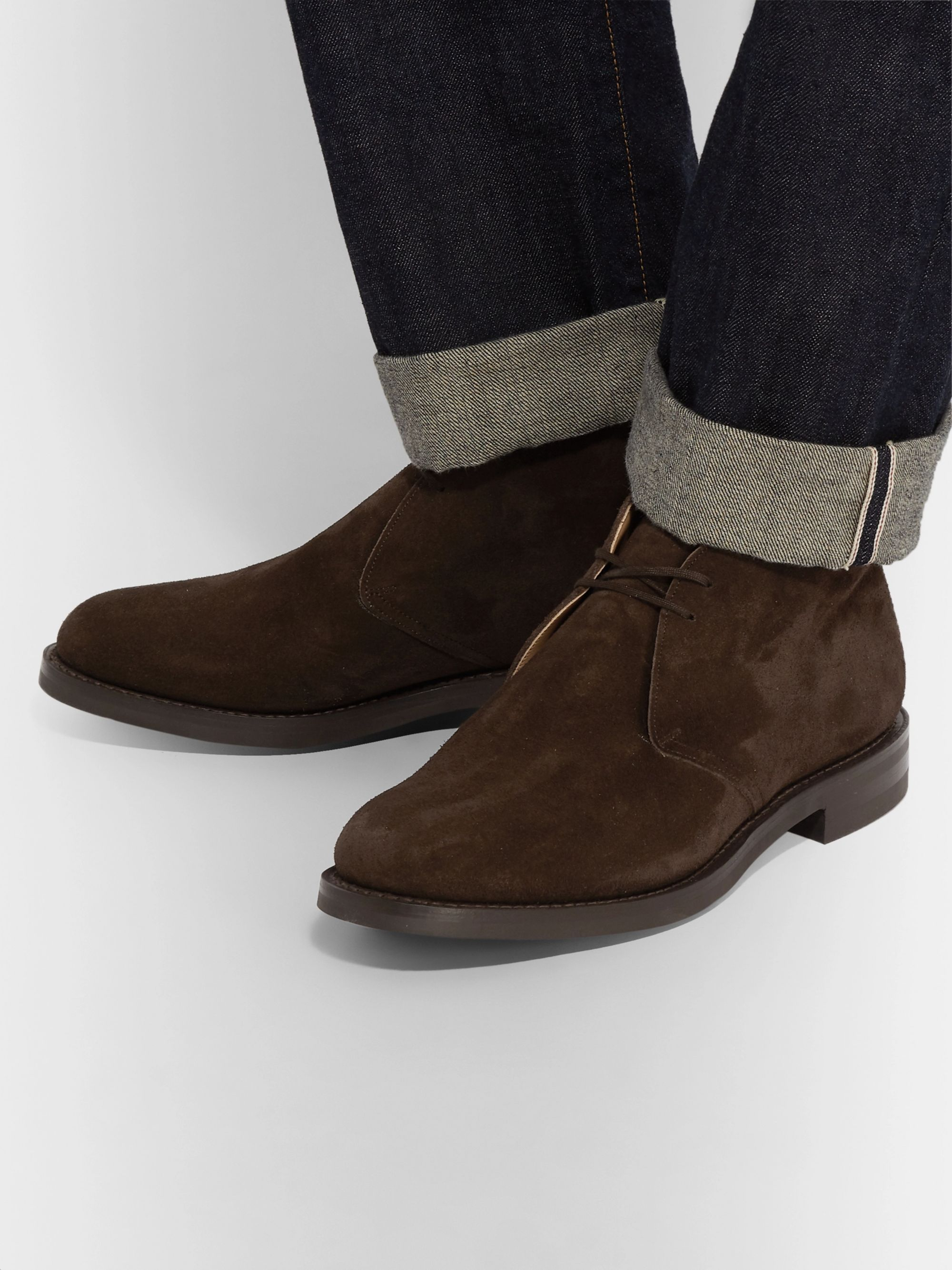 Church's Ryder 3 Suede Desert Boots