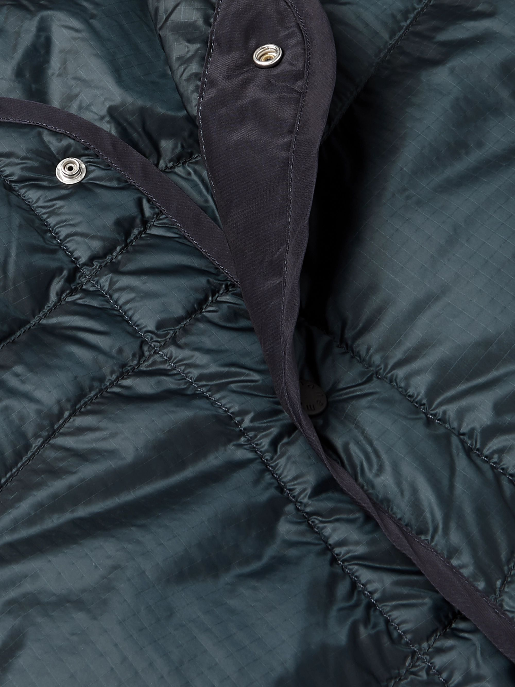 nanamica Quilted Nylon-Ripstop Down Jacket
