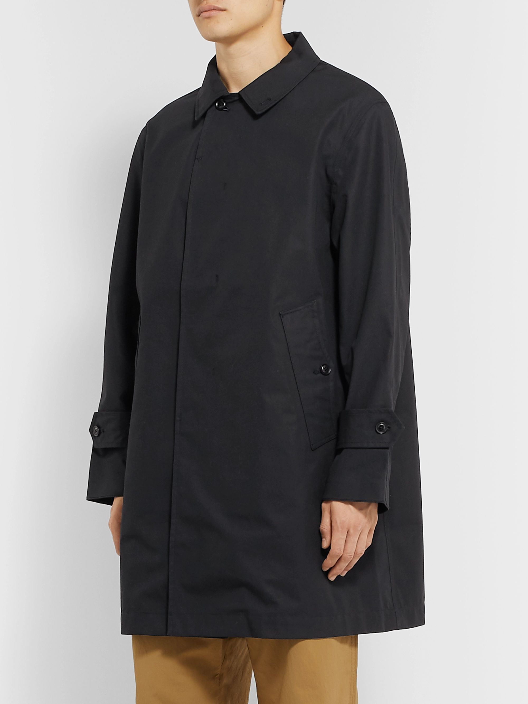 nanamica GORE-TEX Cotton Coat