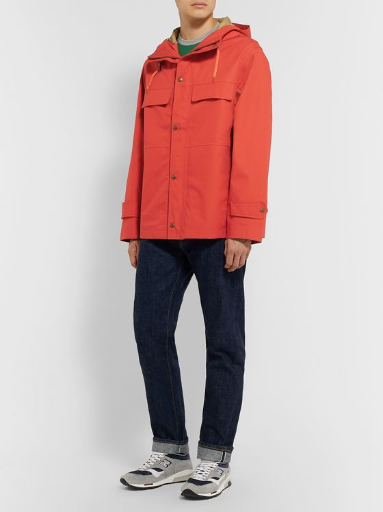 nanamica Cruiser GORE-TEX Hooded Jacket