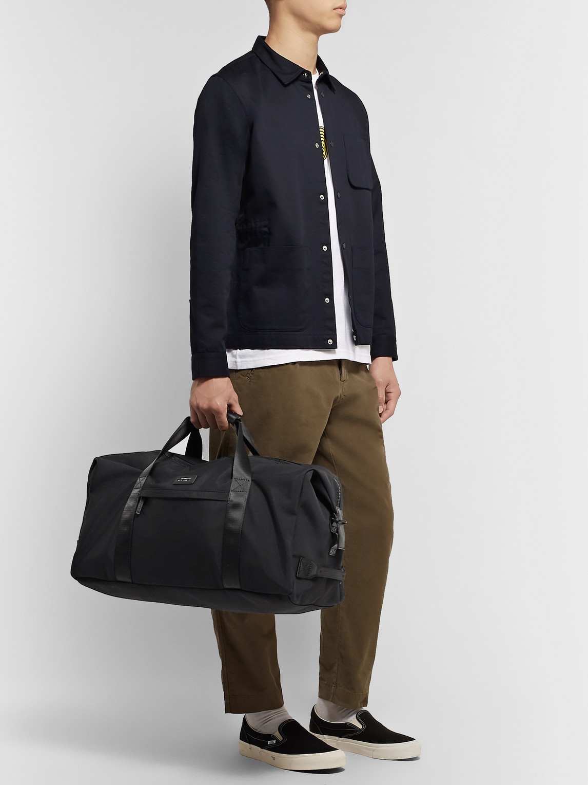 Saturdays Surf Nyc Bags NORFOLK NYLON HOLDALL