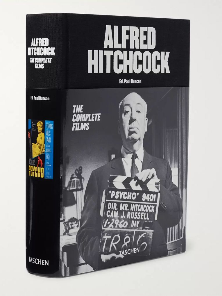 Taschen Alfred Hitchcock: The Complete Films Hardcover Book