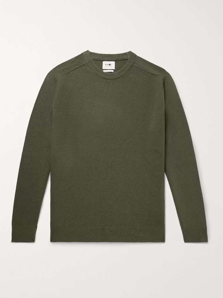 NN07 Edward Wool Sweater