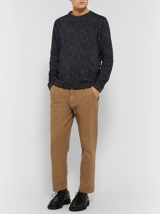 SÉFR Leth Knitted Sweater
