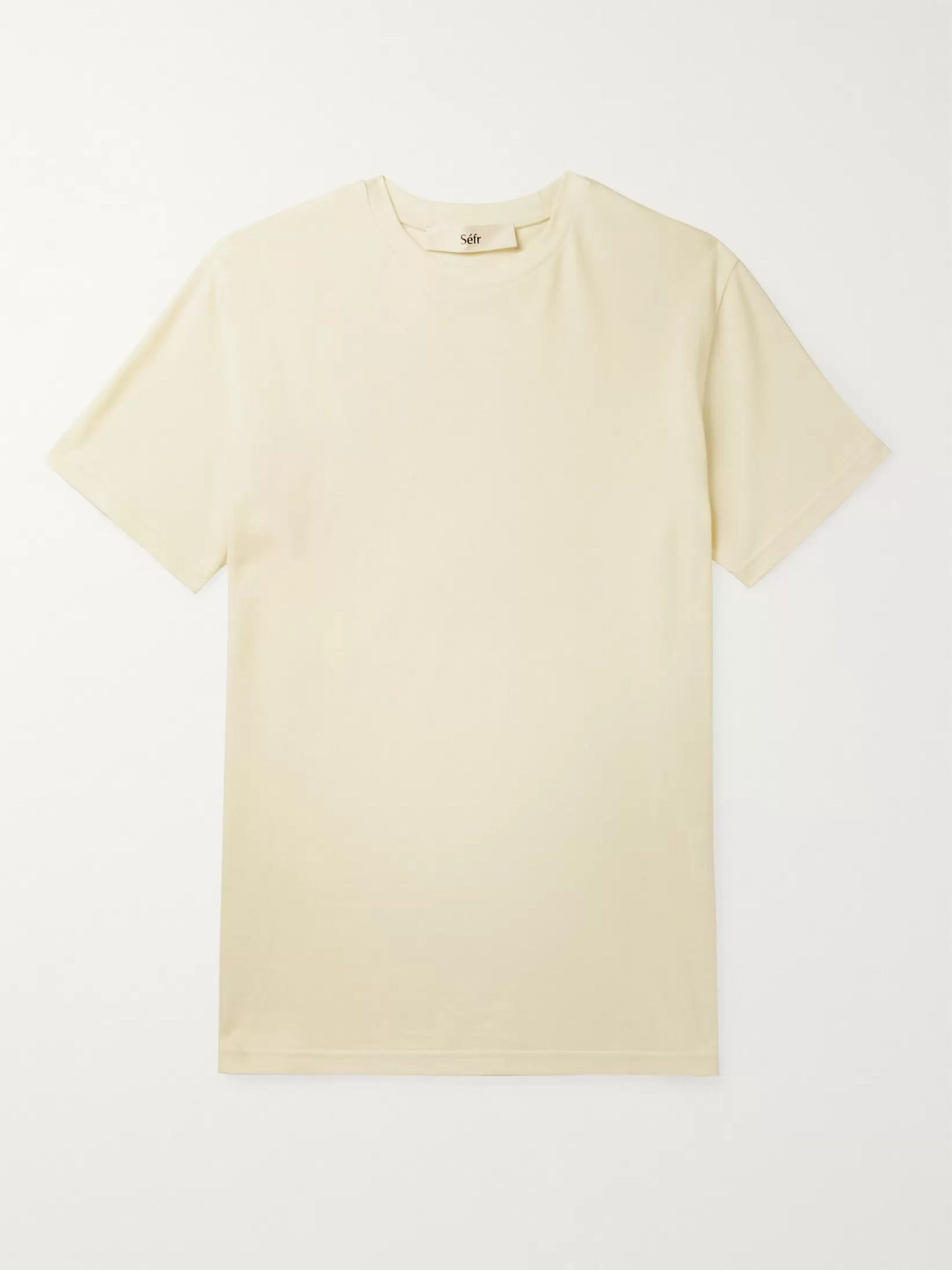 Séfr Clin Cotton-Jersey T-Shirt